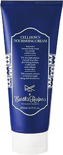 Earth's Recipe Cell Down Nourishing Cream - Cellulite/Body Cream with Magnolia Bark Extract, 200ml