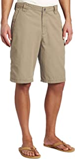 Columbia Men's XM4452 Ultimate Rock Creek Short, Flax