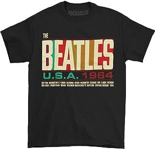 The Beatles USA 1964 Tour T-Shirt