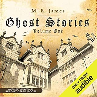Ghost Stories, Volume One cover art