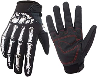 Putars Winter Gloves 1Pair [ Waterproof Snowboard Ski Sports Snow Gloves & Winter Cycling Gloves] - Outdoor/Camping/Cycling/Riding -Black Friday & Cyber Monday(Cloth)