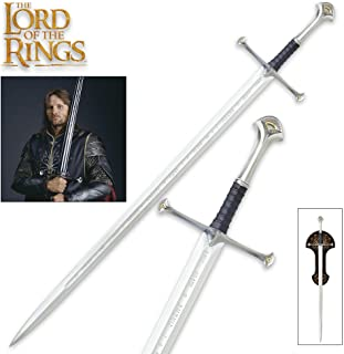 The Lord of the Rings: Anduril, sword of King Elessar