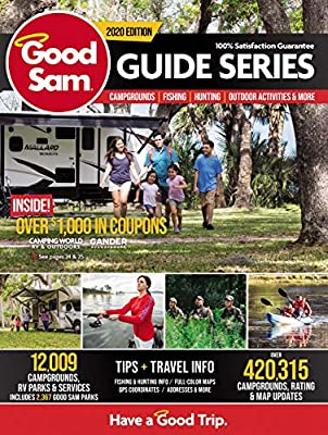 The 2020 Good Sam Guide Series for the RV & Outdoor Enthusiast from Good Sam