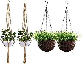 Best hanging pot planter Reviews