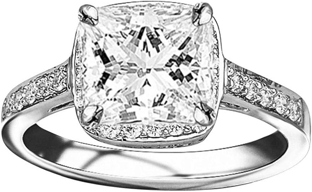 14K White Gold free 2.75 Carat LAB price GROWN CERTIFIED DIAMOND IGI Classi