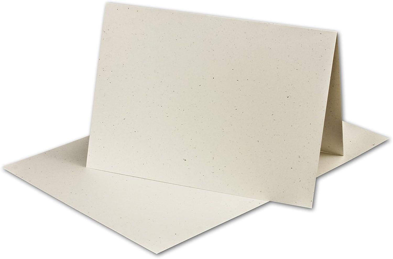 50 Stück    Artoz Grün-Line Doppelkarten Doppelkarten Doppelkarten (hoch)    DIN A5, 297 x 210mm, Farbe  birch B00V8867N2   | Neuartiges Design  5862df