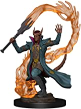 WizKids Dungeons & Dragons Icons of The Realms Premium Figures: Tiefling Male Sorcerer