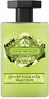 AAA Lily of the Valley Luxury Foam Bath, 500 Milliliter