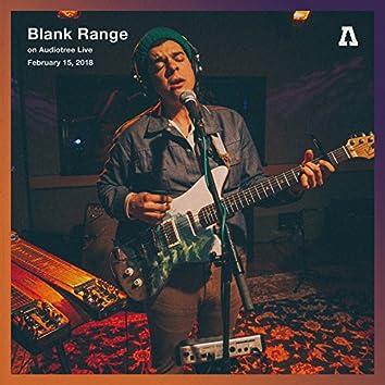 Blank Range on Audiotree Live