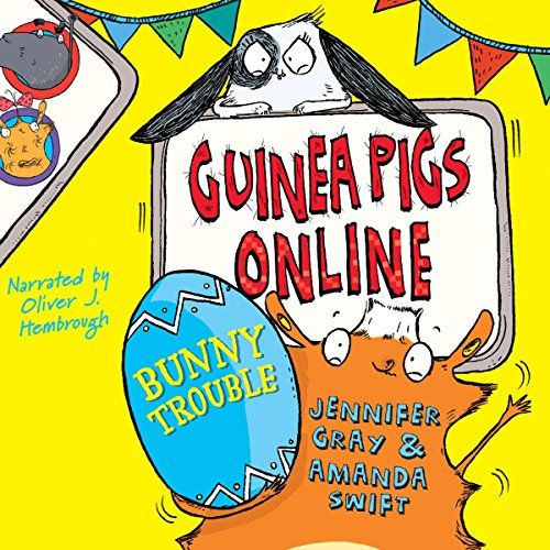 Guinea Pigs Online: The Ice Factor audiobook cover art