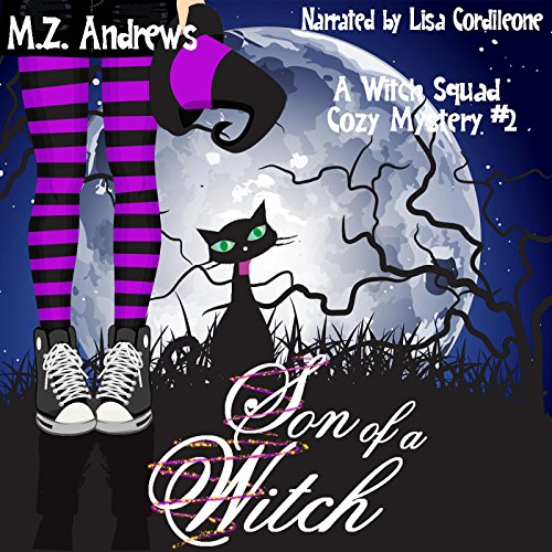 Son of a Witch cover art