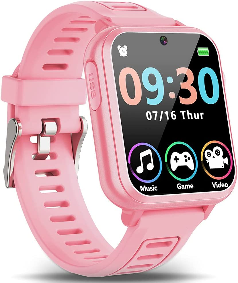 Kids Smart Large-scale sale Watch All items in the store for Boys Girls Games Camer Puzzle 16 with Video