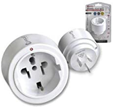 Sansai HA-SS-STV-019 International Universal (Round) Travel Adaptor to AU/NZ