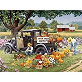 Bits and Pieces - 300 Piece Jigsaw Puzzle for Adults 18'X24' - Home Grown - 300 pc Jigsaw by Artist John Sloane