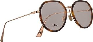 febe51871ea6b Christian Dior DiorstellaireO9 Eyeglasses 50-18-145 Havana Gold w Demo  Clear Lens