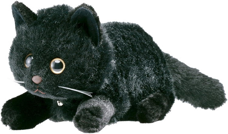 Chocola   Kitten   Black stuffed  Animal Goods (cat), Shop