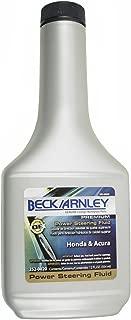 Best beck arnley power steering fluid Reviews