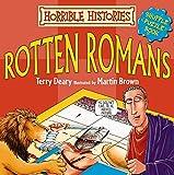 Rotten Romans Shuffle-Puzzle Book (Horrible Histories Novelty)