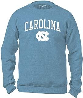 Elite Fan Shop NCAA Men's Crewneck Sweatshirt Team Color Arch