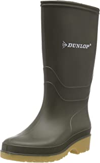 DUNLOP Ladies/Womens 16247 DULLS Rain Welly Boot/Wellington Boots
