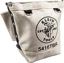 Küçük Tools 5416TBR tuval Bolt kaybına çanta, 12,7cm