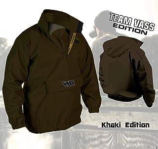 Vass Team 175 Khaki Edition Angelschal wasserdicht und atmungsaktiv leicht