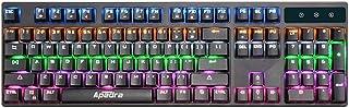 Euone USB有線キーボード IMICE MK-X70 機械式キーボード PC 有線ノートブック ユニバーサルカラーハット バックライト