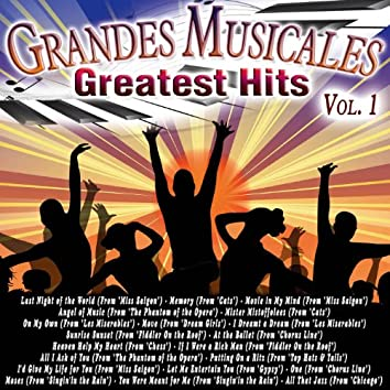 Grandes Musicales: Greatest Hits Vol. 1