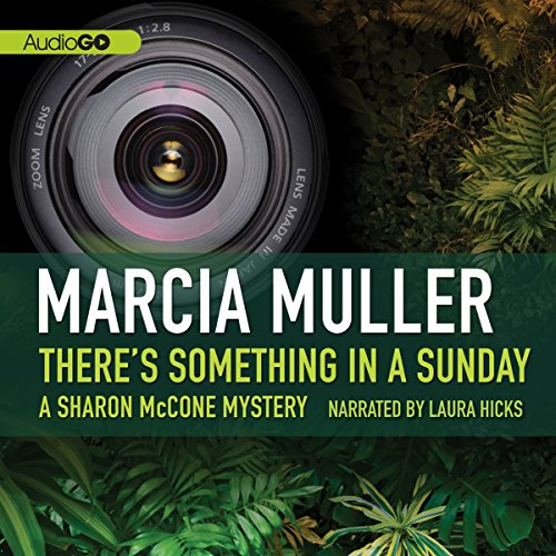 There's Something in a Sunday audiobook cover art