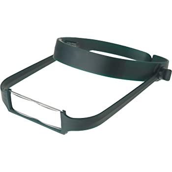 MagEyes HatEyes 2 2.75x Magnifier Fits Hats Office Product