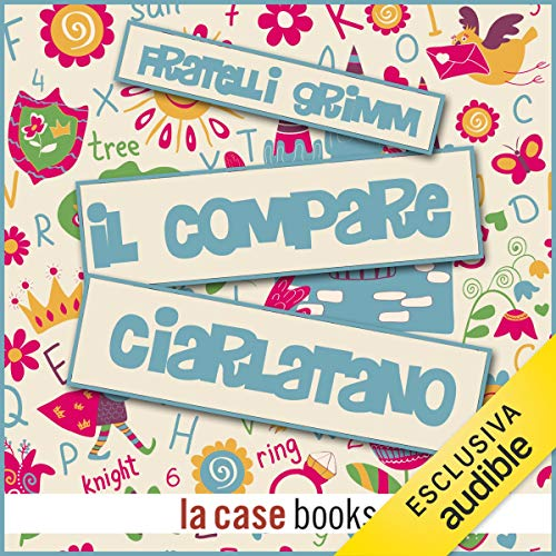 Il compare ciarlatano, re dei defunti audiobook cover art