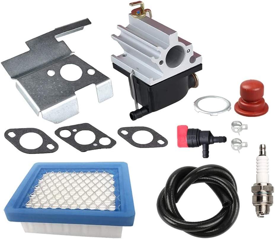 Autone 640020 Carburetor + Air Filter for Up 6 Tune Max Ranking TOP10 44% OFF Tecumseh Kit
