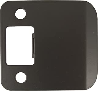 Stone Harbor Hardware 50102-10B Extended Lip Strike Plate with 2