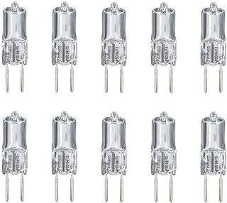 6 x Neolux Halogen Stiftsockellampe 35W GY6,35 12V klar warmweiß 2900K dimmbar
