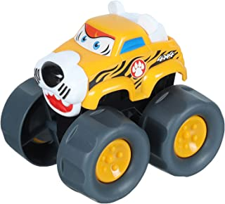 PlayGo Tiger Shaped Car for Kids - Multi Color