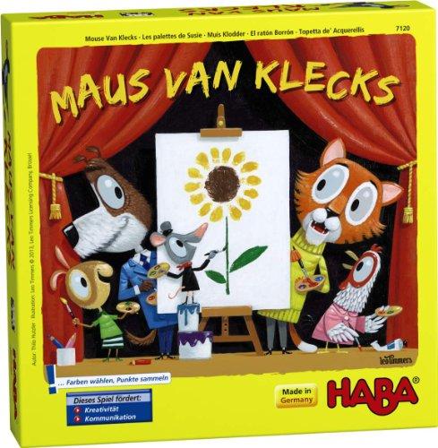 HABA Klecks Souris Van