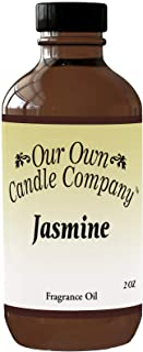 Our Own Candle Company Fragrance Oil, Jasmine, 2 oz