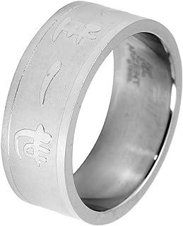 akzent unisex-ring 不锈钢尺码66( 21.0001150066008)