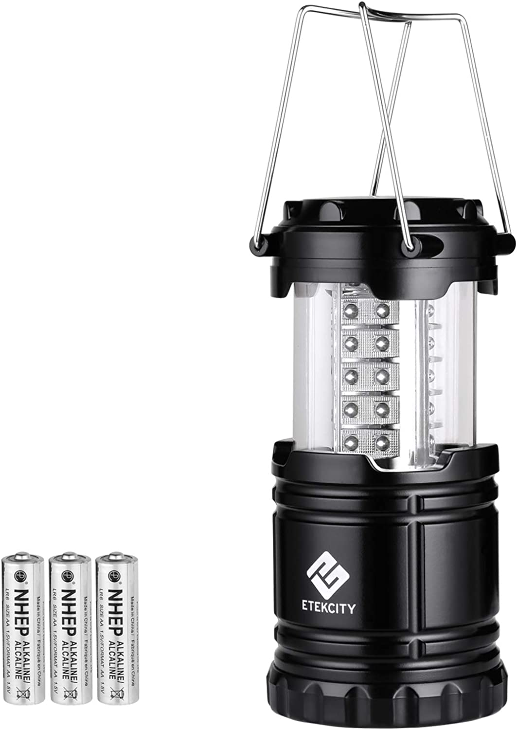 Etekcity Lantern Camping Battery Powe Lights Max 41% OFF Powered Now free shipping for