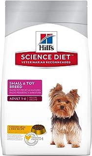 Hill's Science Diet, Alimento para Perros, Razas Pequeñas y Miniatura, 7 kg