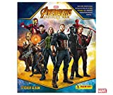 Panini France SA-Avengers Marvel Album, 2409-009, Multicolore