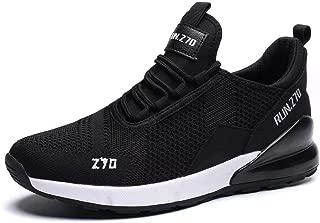 Kvovzo Mens Walking Athletic Shoes Comfort Casual Sneaker Trail Running Shoe for Men Tennis Baseball Racquetball Cycling