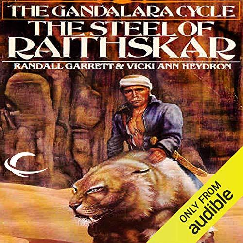 The Steel of Raithskar audiobook cover art