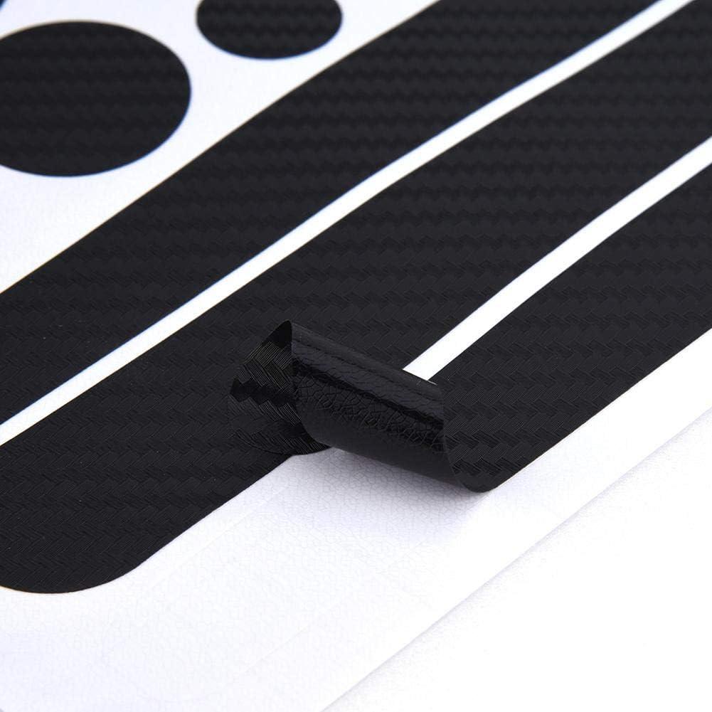 Alomejor Autocollants de V/éLo Stickers Cadre V/éLo Chainstay Protector pour V/éLo de Montagne