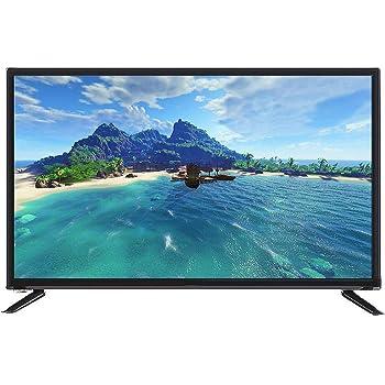 Televisor HD LCD HDR de 32 Pulgadas Televisor Digital con ...