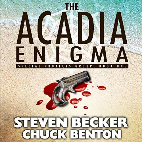 The Acadia Enigma Titelbild