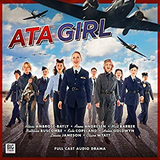 ATA Girl cover art