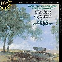 English Clarinet Quintets