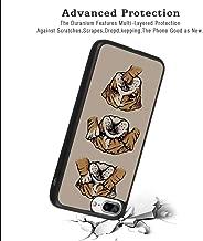 Phone Case Fit iPhone 7 Plus (2016) or iPhone 8 Plus (2017) (5.5 Inch) See No Evil Hear No Evil Speak No Evil
