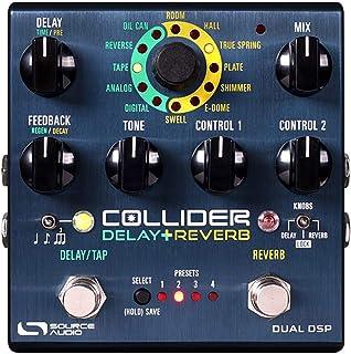 Source Audio SA263 COLLIDER Delay Reverb ディレイ リバーブ ギターエフェクター
